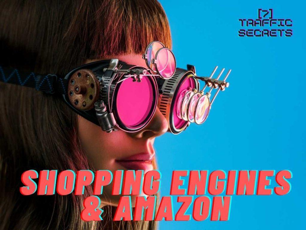 Shopping Engines & Amazon
