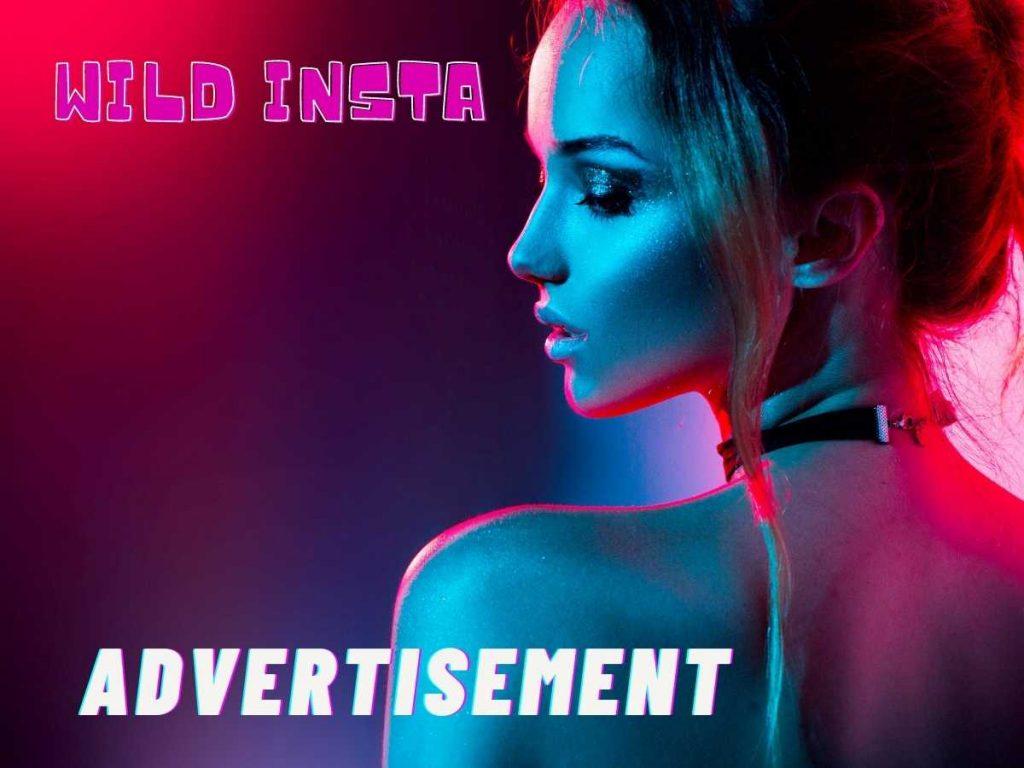 Wild Insta Advertisement
