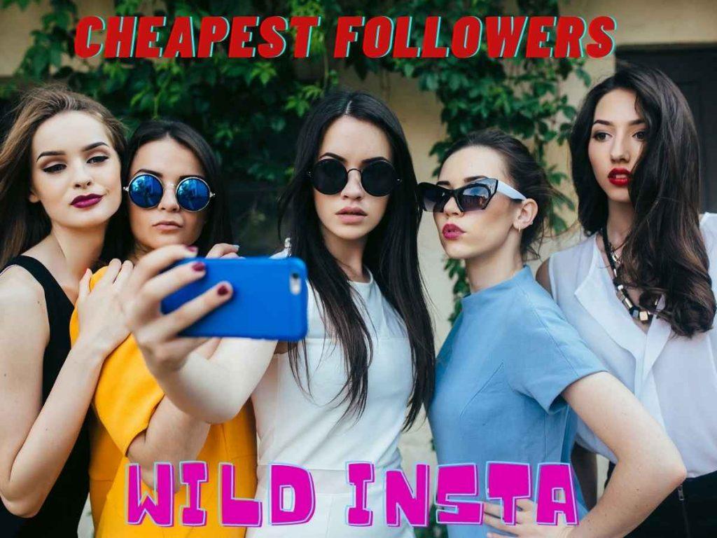 Cheapest Followers