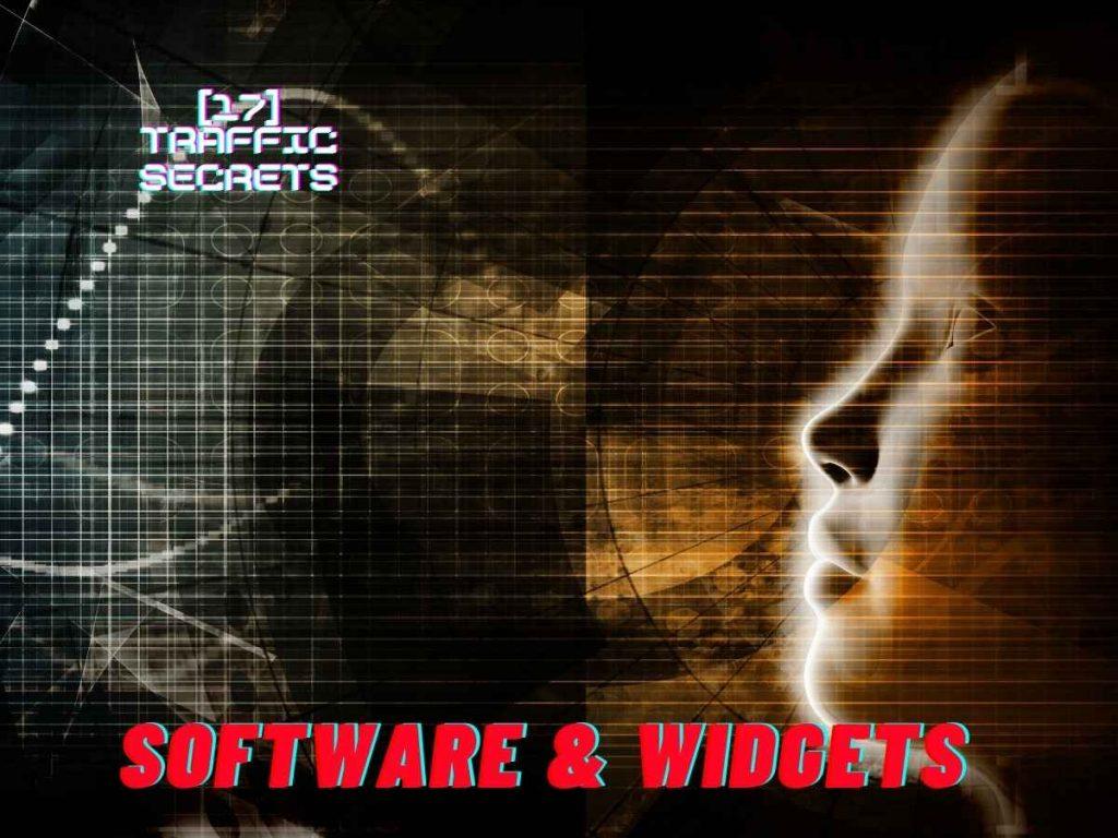 Software & Widgets