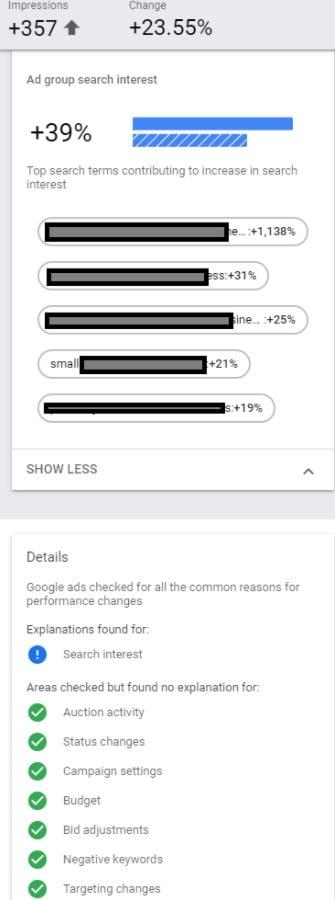 Google Ads tools